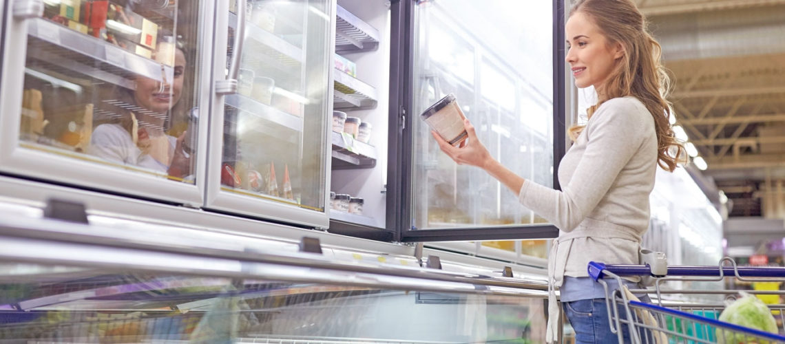 Retail VDB Frozen Food